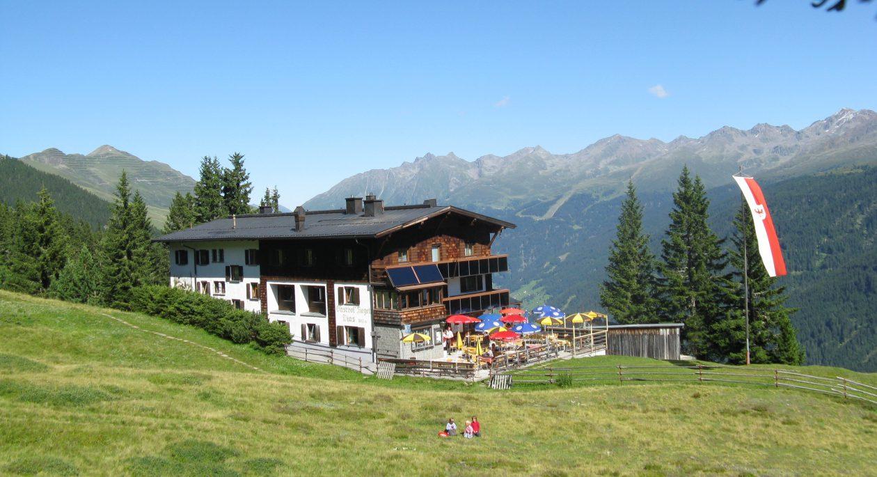 Alpengasthof Dias, 1.863 m